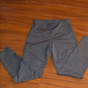 Old navy grey Capri workout pant
